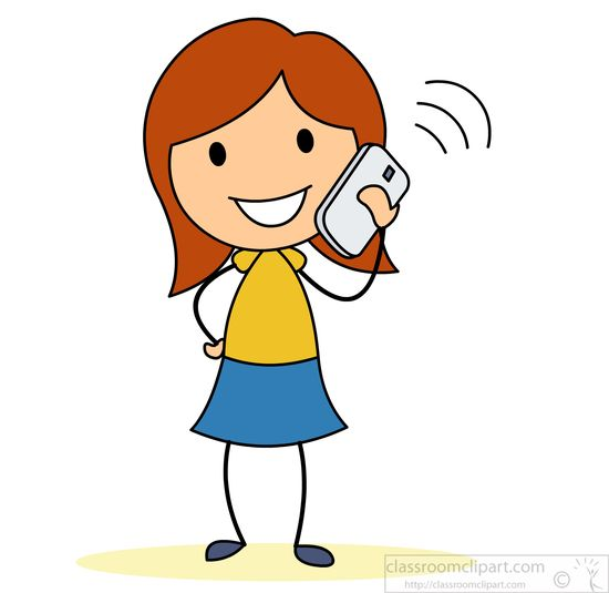 my new best friend jennie ivey rh jennieivey com No Person On Cell Phone Clip Art Person Texting Clip Art
